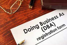 How to form a DBA in 2021
